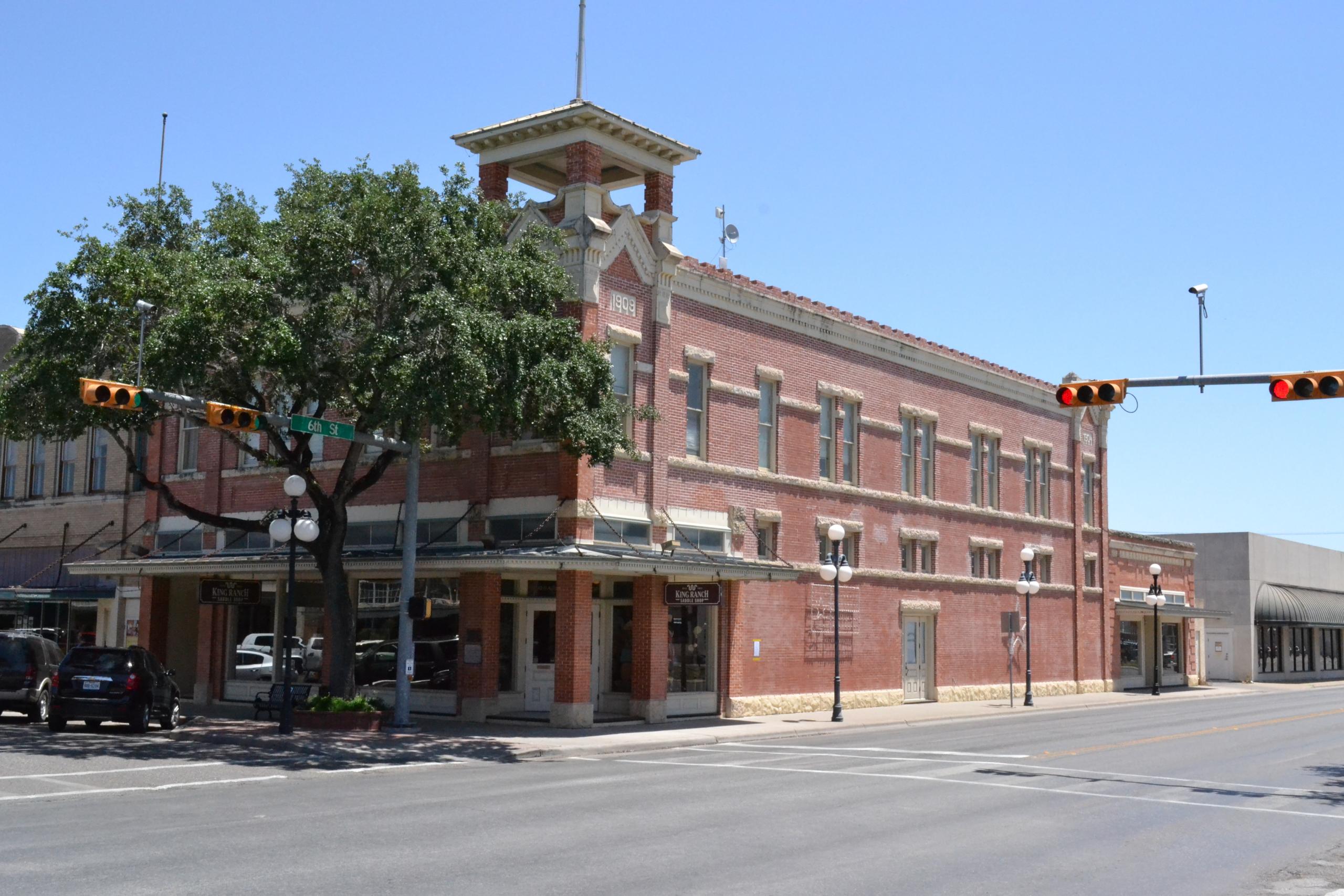 Downtown Kingsville