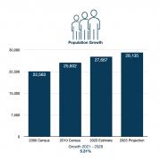 Roma, Texas RTA - Population Growth