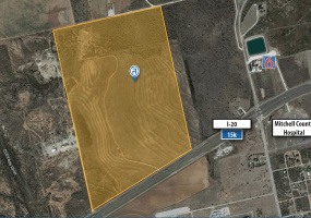 Mitchell County Development Site Overview