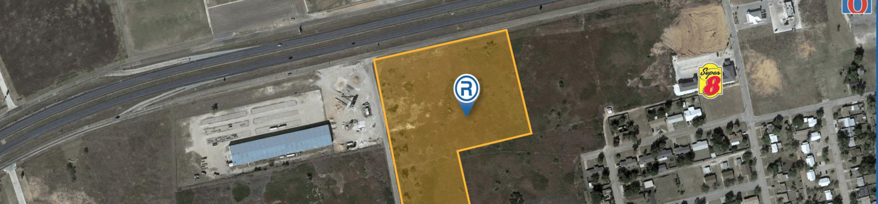 Interstate 20 East, Colorado City, TX 79512, Undeveloped Land,For Sale,Interstate 20,1012
